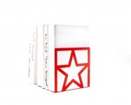 купить Держатель для книг Звезда красная цена, отзывы