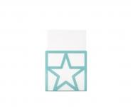 купить Держатель для книг Звезда голубая цена, отзывы