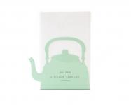 купить Держатель для книг Чайник мятный цена, отзывы