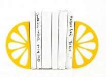 купить Держатель для книг Лимон цена, отзывы