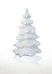 купить Декор глянцевый Новогодняя елка 28 см цена, отзывы