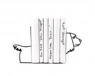 купить Держатель для книг Кокер-спаниель цена, отзывы