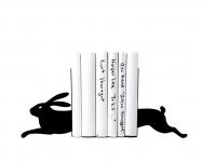 купить Держатель для книг Бегущий заяц цена, отзывы