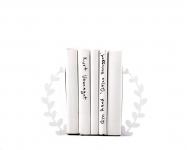 купить Держатель для книг Венок цена, отзывы