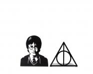 купить Держатель для книг Гарри Поттер и дары смерти цена, отзывы