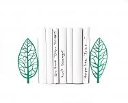 купить Держатель для книг дерево Магритта зеленое цена, отзывы