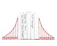 купить Держатель для книг Мост Золотые ворота цена, отзывы