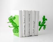 купить Держатель для книг Попугаи цена, отзывы