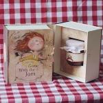 купить Подарочная книга с дизайном Гапчинской Унесенные джемом цена, отзывы