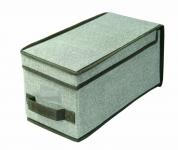 купить Короб складной с крышкой 30х15х15 см цена, отзывы