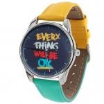 купить Наручные часы Все будет хорошо цена, отзывы