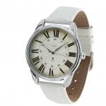 купить Наручные часы Лондонский вокзал белые цена, отзывы