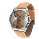 купить Наручные часы Девочка с котиком цена, отзывы