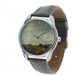 купить Наручные часы Побег из реальности серые цена, отзывы
