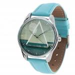купить Наручные часы Море голубой цена, отзывы