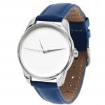 купить Часы наручные Минимализм синий цена, отзывы