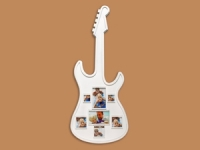купить Фоторамка Семейная на 7 фото Белая Гитара цена, отзывы