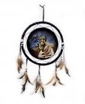 купить Ловец снов Волк воющий 30 см цена, отзывы