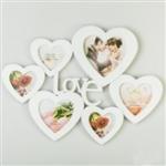 купить Фотоколлаж Love на 6 фото цена, отзывы