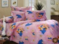 купить Комплект постельного белья для детей Винни и друзья цена, отзывы