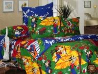 купить Комплект постельного белья для детей Микки цена, отзывы