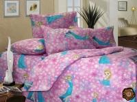 купить Комплект постельного белья для детей Рапунцель цена, отзывы