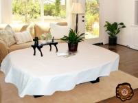 купить Скатерть на прямоугольный стол Бахити 145х320 цена, отзывы