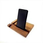купить Подставка для телефона из дерева Стойкость цена, отзывы
