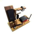 купить Мужская подставка для телефона Мужской Органайзер цена, отзывы