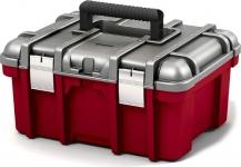 купить Ящик-органайзер для инструментов 16 дюймов Сила металик цена, отзывы