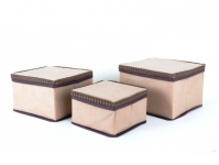 купить Набор коробок для мелочей Cappuccino цена, отзывы