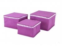 купить Набор коробок для мелочей Pink цена, отзывы