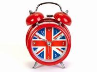 купить Будильник Британский Флаг 12,5 см цена, отзывы