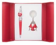 купить Подарочный набор ручка и брелок Элей цена, отзывы