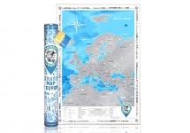 купить Скретч карта Discovery Maps Europe на английском языке цена, отзывы