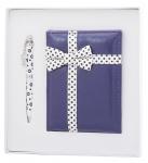 купить Подарочный набор ручка и зеркало Чара фиолетовый цена, отзывы