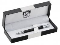 купить Шариковая ручка в подарочном футляре Аргос black цена, отзывы
