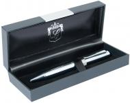 купить Шариковая ручка в подарочном футляре Плутон silver цена, отзывы