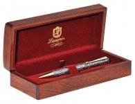 купить Шариковая ручка в подарочном футляре Лукас silver цена, отзывы