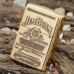 купить Зажигалка Zippo Jim Beam цена, отзывы