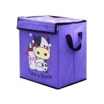 купить Текстильный ящик для игрушек Коровка  цена, отзывы