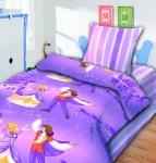купить Постельное белье детское полуторное Союзмультфильм Золушка цена, отзывы