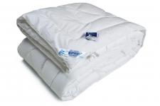купить Одеяло из искусственного лебяжьего пуха чехол тик 200х220 см цена, отзывы