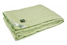 купить Одеяло с бамбуковым наполнителем чехол микрофайбер 172х205 см цена, отзывы