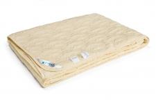 купить Одеяло шерстяное стеганное облегченное Нежность 140х205 см цена, отзывы