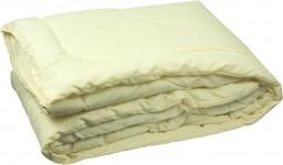 купить Одеяло шерстяное зимнее чехол микрофибра 140х205 см цена, отзывы