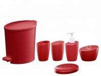 купить Набор для ванны Red  цена, отзывы