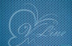 купить Коврик для ванной Бабочка голубой 65х80 см цена, отзывы