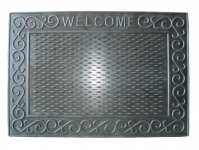 купить Коврик резиновый Welcome 47х74 см цена, отзывы