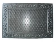 купить Коврик резиновый Welcome 42х60 см цена, отзывы